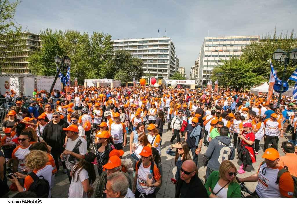 Το 3ο Live Well Event διοργανώθηκε και φέτος με την υποστήριξη του Δήμου Αθηναίων και συγκεκριμένα του Οργανισμού Πολιτισμού, Άθλησης και Νεολαίας (Ο.Π.Α.Ν.Δ.Α.)