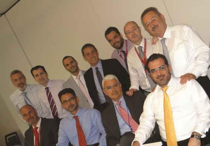 Διοικητικά στελέχη των πωλήσεων της INTERAMERICAN