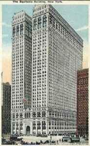 Ο εντυπωσιακός ουρανοξύστης της ΑΧΑ στη Νέα Υόρκη το 1911