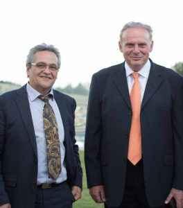 InterlifeQ Ο Διευθύνων Σύμβουλος Γιάννης Βοτσαρίδης και ο Διευθυντής Οικονομικών Υπηρεσίων Αθανάσιος Πρόιος