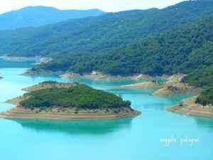 Λίμνη Κρεμαστών, Ευρυτανία