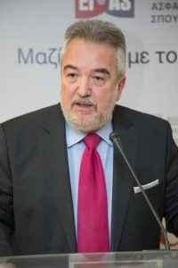 Ο Γενικός Διευθυντής του ΕΙΑΣ Γιάννης Παπακωνσταντίνου προσκλήθηκε και έγινε μέλος της Επιτροπής Πιστοποίησης του Eficert, του Ευρωπαϊκού Οργανισμού Χρηματοοικονομικής Πιστοποίησης