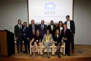 Οι έλληνες και ξένοι ομιλητές του MDRT Meeting